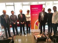 Manresa presenta a Barcelona un avançament del programa de la capitalitat cultural catalana del 2018