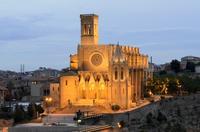 L'Ajuntament de Manresa, el Bisbat de Vic i  la Diputació signen el conveni per continuar la restauració de la basílica de la Seu