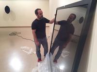 """Demà s'estrena l'exposició """"I"""" de Joan Villaplana, guanyador Premi TAV-CC 18"""