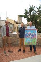 El manresà Javi Oviedo Agudo guanya el concurs de cartells del Campi qui jugui 2018