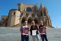 400 cantants de gòspel uniran les seves veus  a la Seu  de Manresa per enviar un missatge de pau i solidaritat