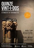 Manresa presenta la segona edició del cicle Quinze Vint-i-dos