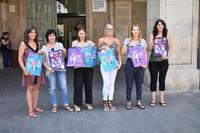 """Manresa presenta la campanya """"Estima la nit"""", de prevenció d'agressions sexistes i pel consum responsable d'alcohol durant la Festa Major"""