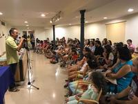 El Joc de les Caplletres de les biblioteques celebra la festa final d'una edició que ha atret 103 infants