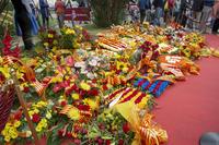 L'Ajuntament de Manresa adapta l'acte institucional de la Diada Nacional a la plaça Onze de Setembre a les mesures Covid