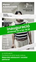 Demà s'inaugura l'exposició «Mares adolescents» del fotògraf manresà Oriol Segon