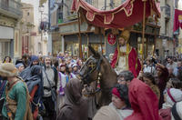 La Fira de l'Aixada, suspesa per la Covid, tindrà una versió on-line a les xarxes socials amb vídeos que transportaran Manresa al segle XIV