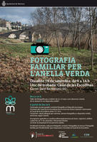 L'Ajuntament de Manresa organitza un taller fotogràfic per a infants per descobrir i posar en valor l'Anella Verda