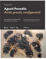 Agustí Penadès inaugura aquest divendres l'exposició 'Acció, procés, configuració' a la Sala d'Exposicions de la Plana de l'Om de Manresa