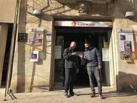 Manresa presenta la campanya Justícia Global 'Manresa amb els Drets Humans'