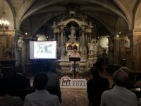 La musicòloga Glòria Ballús farà una xerrada sobre la música  a l'entorn de Sant Ignasi de Loiola
