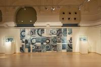 L'artista Rosa Solano farà aquest divendres una visita comentada de la seva exposició «Gravori + O»
