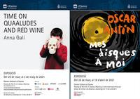 El Centre Cultural el Casino estrena demà dues exposicions dels artistes Anna Galí i Òscar Antin
