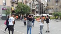 El projecte 'Bots pel Canvi Manresa 2022' es presenta dimecres amb una sessió oberta i participativa de 'Basket Beat' a la plaça Major
