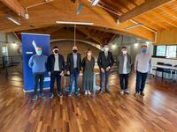 Manresa signa a Azpeitia el conveni de col·laboració per promoure el Camí Ignasià