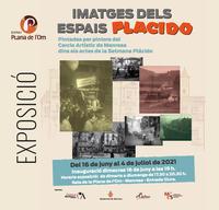 El Cercle Artístic ofereix a la Plana de l'Om una exposició de quadres dels espais on es va rodar la pel·lícula 'Plácido'