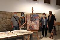 La família del pintor Jaume Casacuberta fa una important donació d'obres de l'artista al Museu de Manresa