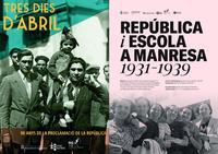 Manresa estrena demà dues exposicions sobre els 90 anys de la proclamació de la República