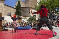 Mortelo & Manzani  substituirà la companyia Baires Bozzà en l'espectacle de circ per a públic familiar al Pati del Casino