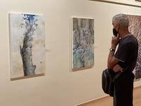 L'Ajuntament programa una segona visita comentada a l'exposició «Ser arbre» de l'artista manresà Josep Morral