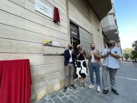 Manresa inaugura el nou passeig de la República en el marc de la Festa Major