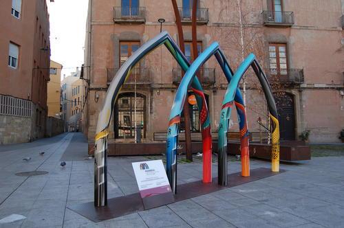 Els Ponts Artístics de Cultura es reparteixen pels barris de la ciutat