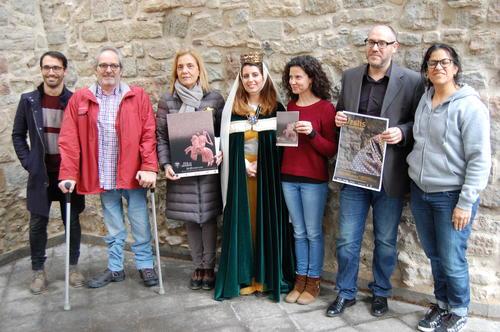Manresa presenta una Fira de l'Aixada amb més activitats i moltes novetats artístiques