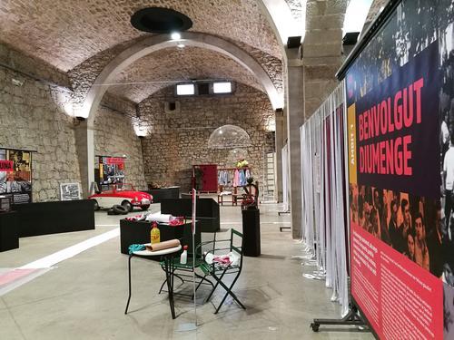 """Dissabte s'estrena  """"Del PTV al TDK"""", una exposició que recorda la història més recent de Manresa"""