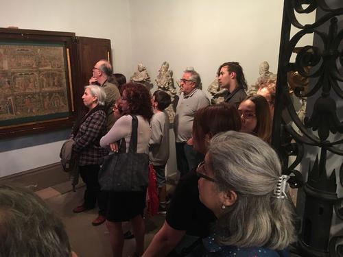 Bona acollida de les activitats del Dia Internacional dels Museus a Manresa