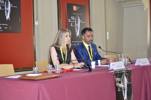El rector de la Universitat de Glasgow obre la Universitat Catalana d'Estiu a Manresa amb un clam a favor de la llibertat i la justícia