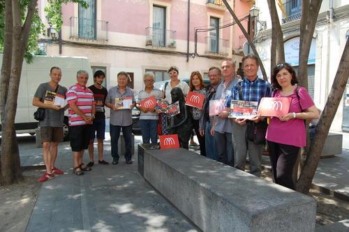 Es presenta el catàleg d'entitats de cultura popular i tradicional de Manresa