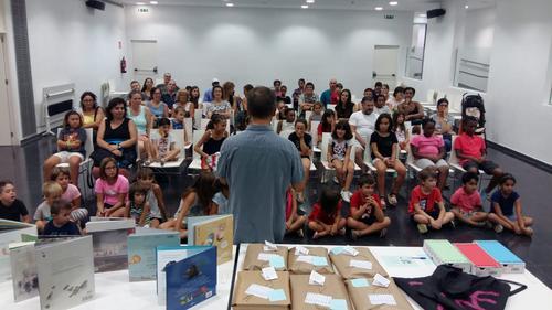 El Joc de les Caplletres de les biblioteques de Manresa celebra la festa final