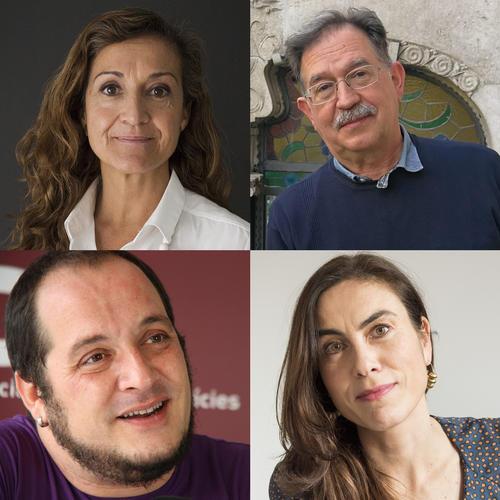 Esther Vera, Suso de Toro, David Fernàndez i Txell Bonet són els convidats del nou cicle d'entrevistes