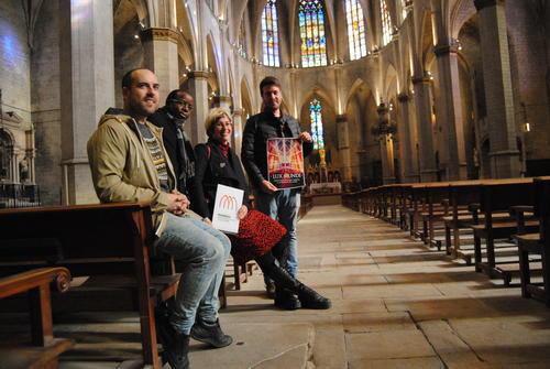 """""""Lux Mundi"""", un espectacle de llum i música a la basílica de la Seu, clourà els actes de Manresa, Capital de la Cultura Catalana 2018"""