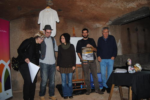 Manresa commemora els 80 anys dels bombardeigs franquistes durant la guerra civil