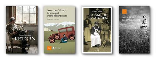 Ja es coneixen les quatre obres finalistes del Premi Joaquim Amat-Piniella, que per primera vegada tindrà dotació econòmica