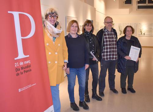 Manresa presenta la programació per commemorar el Dia Mundial de la Poesia