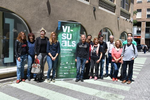 """El projecte cultural Vi_suals presenta la programació d'enguany sota el concepte """"Empeltats"""""""