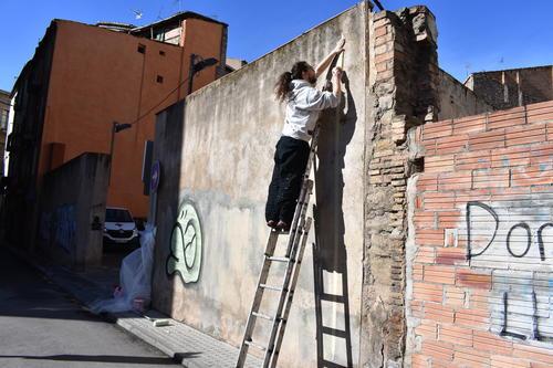El projecte d'art urbà MUR Manresa presenta aquesta setmana la seva segona edició