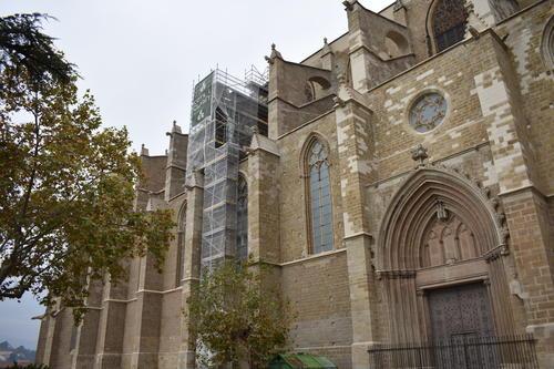 S'inicien les obres de la Basílica de Santa Maria de la Seu de Manresa, que donen continuïtat al projecte global de restauració