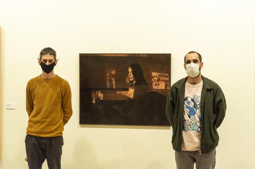 L'artista bagenc Berni Puig guanya la 14a edició del premi Climent Muncunill Roca