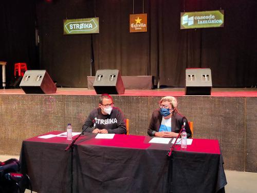 La Prima Vera, Lasta Sanco, EKKO, Xicu, El Kiwi & La Flor Inza i Los  Valientes s'incorporen al cartell del Vibra Festival, que torna a apostar pel talent local