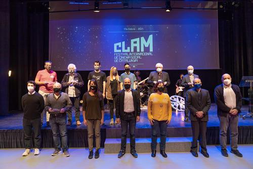 El CLAM tanca la seva 17a edició amb els premis més socials i més internacionals de la seva història