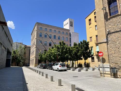 L'Ajuntament de Manresa inicia els tràmits per posar el nom de Palmira Jaquetti Isant a l'actual plaça  Montserrat