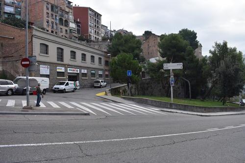 L'Ajuntament de Manresa posa en marxa demà la nova regulació d'accés al Camí de la Cova
